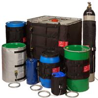 IBC / Tote Heavy-Duty PVC Waterproof Cover